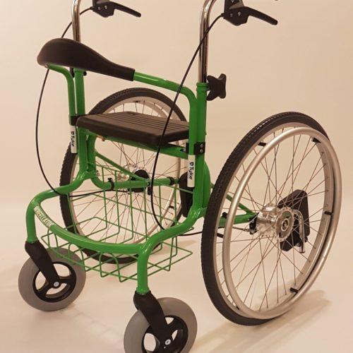 Wheellator Green